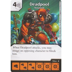 039 - Deadpool - Assassin - None - Common