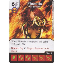 054 - Phoenix - Ms. Psyche - X-Men - Common