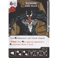 060 - Venom - Eddie Brock - Villains - Common