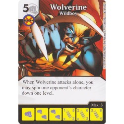 062 - Wolverine - Wildboy - X-Men - Common