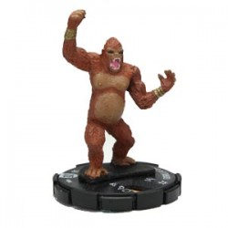 004 - Gorilla City Warrior