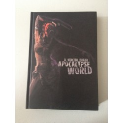 Apocalypse World Cartoné
