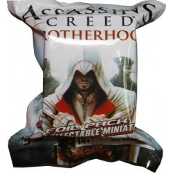 Minibooster sellado del set Heroclix Assassin's Creed.