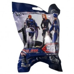 Minibooster sellado del set MARVEL Heroclix Captain America: Winter Soldier Movie.