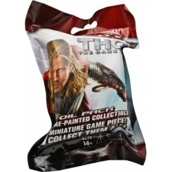 Minibooster sellado del set MARVEL Heroclix Thor 2: Dark World Movie.