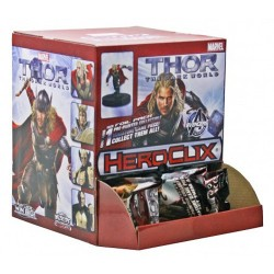 Contiene 24 Miniboosters del set MARVEL Heroclix Thor: Dark World
