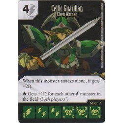 002 - Celtic Guardian - Elven Warden - Starter