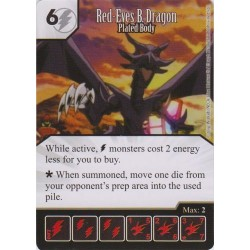 007 - Red-Eyes B. Dragon - Plated Body - Starter