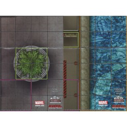 MAP - The Mall (Indoor)/Thunderbolts' Submarine