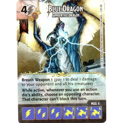 005 - Blue Dragon - Apprentice Dragon - Starter