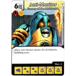 001 - Anti-Monitor - Enemy of the Multiverse - Starter