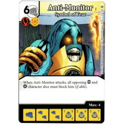 002 - Anti-Monitor - Symbol of Fear - Starter