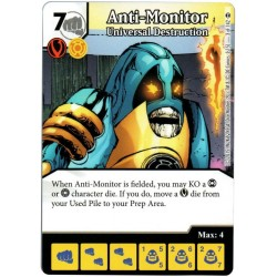 003 - Anti-Monitor - Universal Destruction - Starter