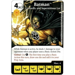 005 - Batman - Cowardly and Superstitious Lot - Starter