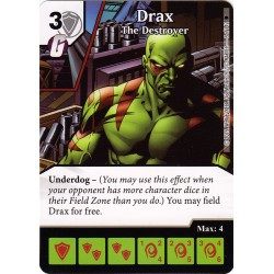 005 - Drax - The Destroyer - Starter