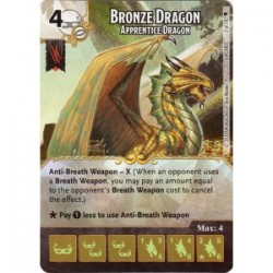 002 - Bronze Dragon: Apprentice Dragon - S