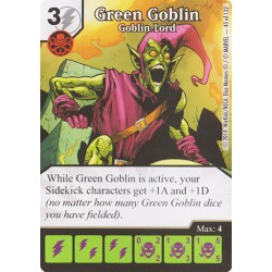 045 - Green Goblin - Goblin-Lord - Villains - Common