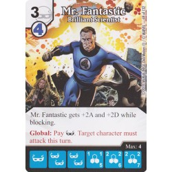 049 - Mr. Fantastic - Brilliant Scientist - Fantastic Four - Common